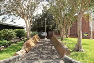 Laurel's existing park site